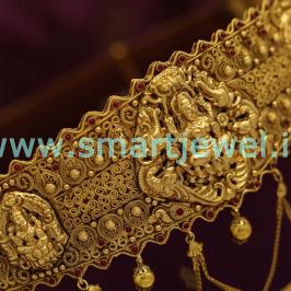 SH5682 Traditional Nagas Wedding Jewelry Bridal Vaddanam South