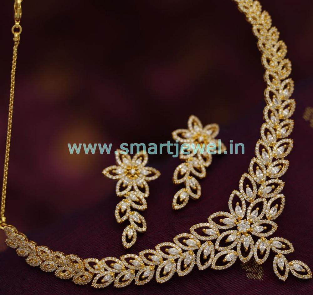 online buy collections lalithaa necklace jewellery polki