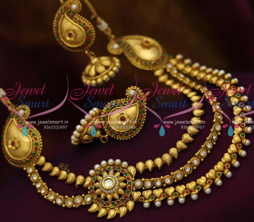 SmartJewel.in | indian-traditional-gold-design-immitation-fashion ...